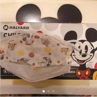 ディズニー(Disney)の新品未使用  ディズニー使い捨てマスク 30枚(その他)