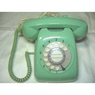 NTT(電電公社) 601-A2 ダイヤル式電話機(その他 )