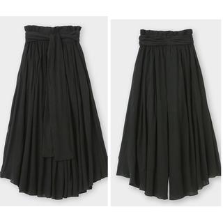 リーファー(LI HUÀ)のli hua エアリーマキシ丈スカート(ロングスカート)