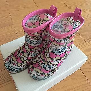 アースマジック(EARTHMAGIC)のマフィーレインブーツ(長靴/レインシューズ)