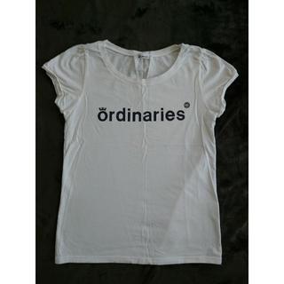 オールオーディナリーズ(ALL ORDINARIES)のALL ORDINARIES レディースTシャツ SIZE:L(Tシャツ(半袖/袖なし))