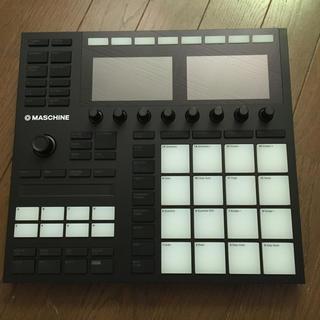 超美品 MASCHINE Mk3 本体(MIDIコントローラー)