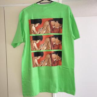 AKIRA 鉄雄 カオリ Tシャツ(Tシャツ/カットソー(半袖/袖なし))