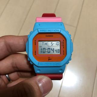 dw 5600 pr 新品 未使用 カラフル 限定 コラボ G-SHOCK(腕時計(デジタル))