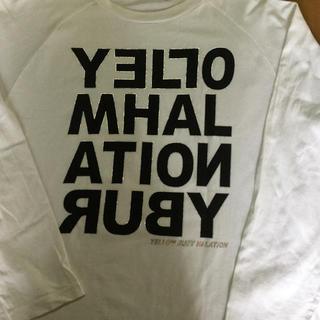 イエロールビー(YELLOW RUBY)の長袖Tシャツ(Tシャツ/カットソー(七分/長袖))