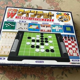 Wクインテット☆ゲーム(オセロ/チェス)