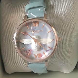ダニエルウェリントン(Daniel Wellington)のオリビアバートン 腕時計 蜂 花 新品未使用(腕時計)