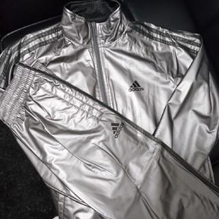 アディダス(adidas)のAVIREX様専用 サウナスーツセットアップ & ゲルマニウムベルト セット(トレーニング用品)