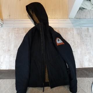 フェローズ(PHERROW'S)の最終値下げフェローズボアジャケット黒(ミリタリージャケット)