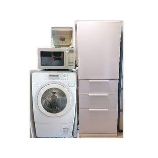 ムジルシリョウヒン(MUJI (無印良品))の無印良品家電含む4点 配送・設置・動作確認致します(冷蔵庫)