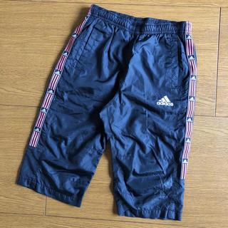 アディダス(adidas)のadidas ジャージ ハーフパンツ 130(パンツ/スパッツ)