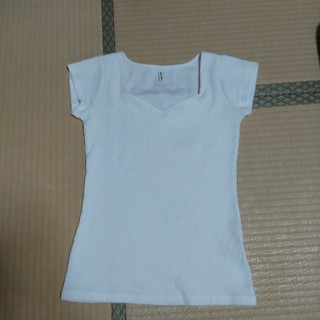ロイヤルパーティー(ROYAL PARTY)のTシャツ 白(Tシャツ/カットソー(半袖/袖なし))