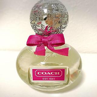 コーチ(COACH)のCOACH☆コーチ ポピーフラワーオードパフューム30ml(香水(女性用))