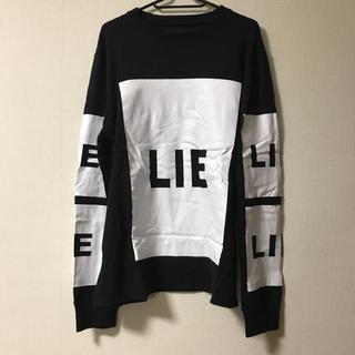 エーライフ(ALIFE)のLOVE IS EARTH 長袖Tシャツ ロンティー(Tシャツ/カットソー(七分/長袖))