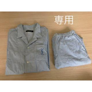 イヴサンローランボーテ(Yves Saint Laurent Beaute)のイブサンローラン  メンズパジャマ(Tシャツ/カットソー(半袖/袖なし))
