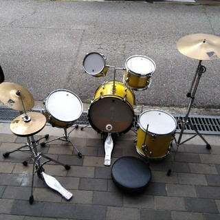 JIVE Kidsのドラムセットです!(セット)