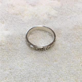 【美品】ラウレア ハワイアンジュエリー 指輪 15号(リング(指輪))