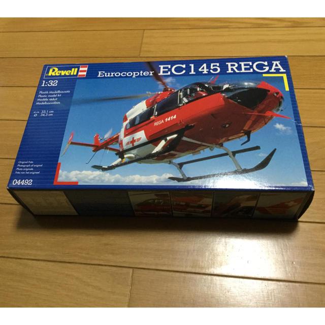 ec145 rega 1 32 プラモデルの通販 by hideo tomo s shop ラクマ