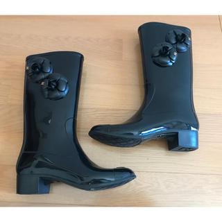 シャネル(CHANEL)のシャネル レインブーツ CHANEL(レインブーツ/長靴)