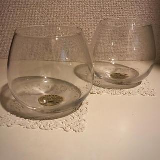 ムジルシリョウヒン(MUJI (無印良品))の【新品・未使用】無印良品 ころころ ワイン タンブラー(グラス/カップ)