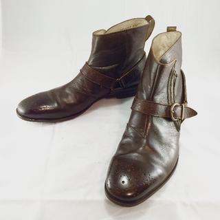 キャサリンハムネット(KATHARINE HAMNETT)のキャサリンハムネット 24.5cm ブーツ 革靴(ブーツ)
