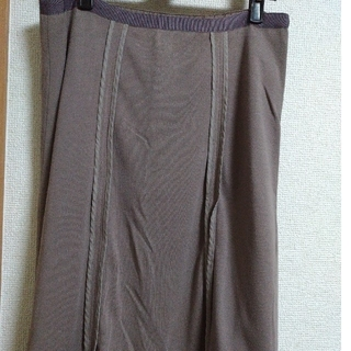 メゾンドフルール(Maison de FLEUR)のsale☆お得☆オンワード樫山スカート(ひざ丈スカート)