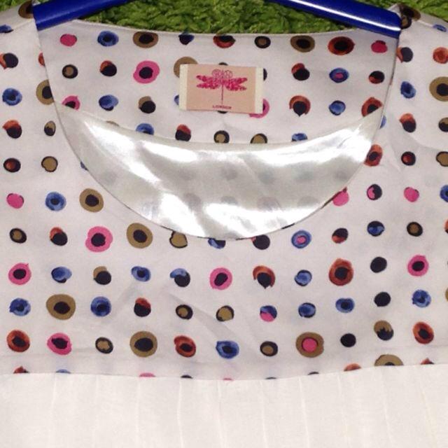 armoire caprice(アーモワールカプリス)のインポートワンピース レディースのワンピース(ひざ丈ワンピース)の商品写真
