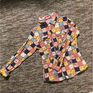 バハスマイル(BAJA SMILE)のBAJA 120cm スマイルシャツ(Tシャツ/カットソー)