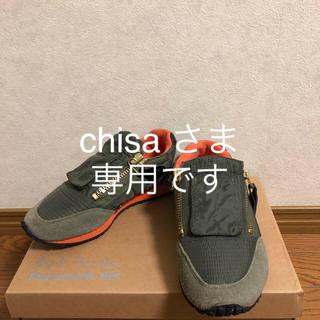 キャピタル(KAPITAL)のchisaさま専用 kapital キャピタル ma-1 スニーカー(スニーカー)