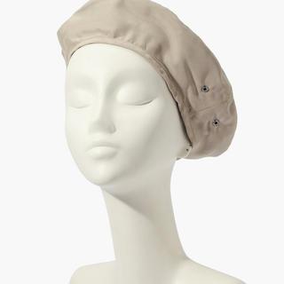 トゥモローランド(TOMORROWLAND)の値下げ!新品未使用 KIJIMA TAKAYUKI ファブリックベレー帽(ハンチング/ベレー帽)
