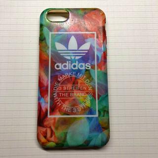 アディダス(adidas)のiPhone6 6s アディダス ケース 正規品(iPhoneケース)