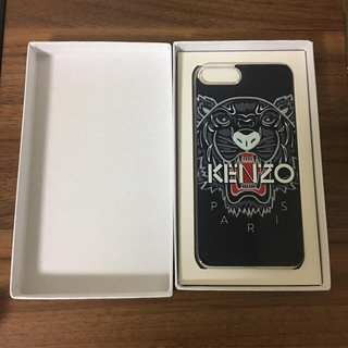 ケンゾー(KENZO)のKENZO iPhoneケース 7plus(iPhoneケース)