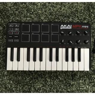 AKAI midi キーボード(MIDIコントローラー)