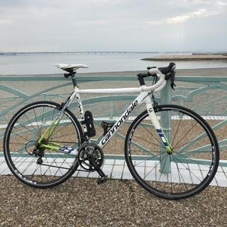 キャノンデール(Cannondale)の豚のぶ~太郎様専用  ロードバイク キャノンデール 54cm(自転車本体)