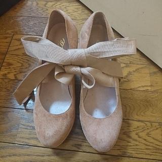 ケイティー(Katie)のKatie ♡ FRANCES wedge ballet heel ♡ パンプス(ハイヒール/パンプス)