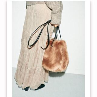 フレイアイディー(FRAY I.D)の専用♡シースルーギャザースカート(ロングスカート)