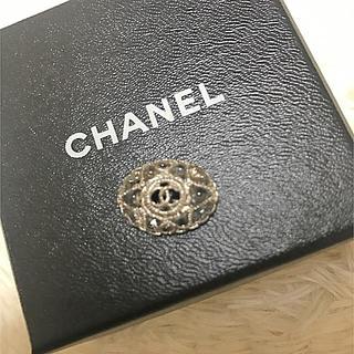 シャネル(CHANEL)のCHANEL bottom silver×clear glass (その他)