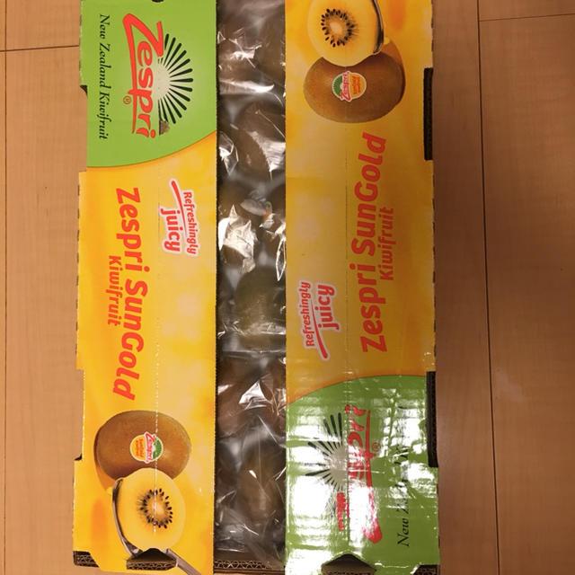 ゴールドキウイ 1ケース 食品/飲料/酒の食品(フルーツ)の商品写真