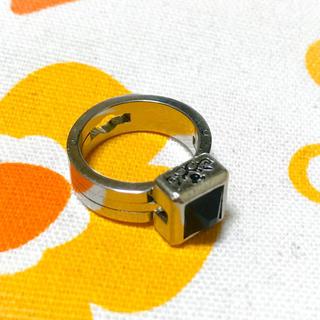 ディズニー(Disney)のミッキー柄 指輪 ディズニーシー限定(リング(指輪))