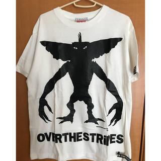 オーバーザストライプス(OVER THE STRIPES)のグレムリン2 オーバーザストライプス コラボ(Tシャツ(半袖/袖なし))