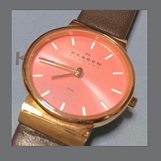 スカーゲン(SKAGEN)のスカーゲン7 レディース(腕時計)