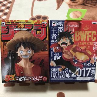 ワンピース フィギュア ルフィセット(アニメ/ゲーム)