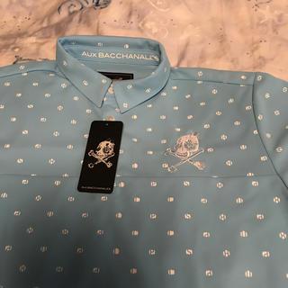 バカナル(BAKANAL)の値下げゴルフ ポロシャツ  バカナル  LL(ウエア)