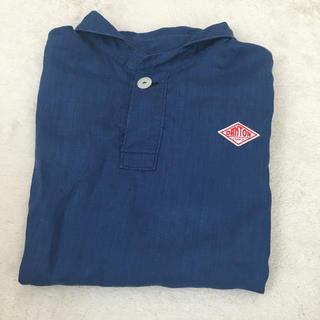 ダントン(DANTON)のDANTON *プルオーバーシャツ(シャツ/ブラウス(半袖/袖なし))