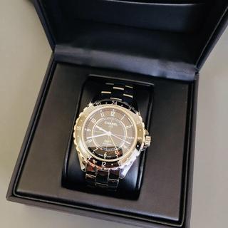 シャネル(CHANEL)のCHANEL J12 GMT42(腕時計(アナログ))