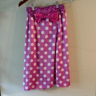ディズニー(Disney)の新品☆しまむら ディズニー スカート(ひざ丈スカート)