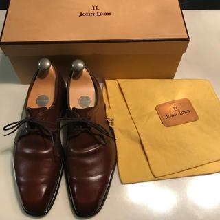 ジョンロブ(JOHN LOBB)の【最終セール♪】ジョンロブ グッド ウッド 6 ハーフ E(ドレス/ビジネス)