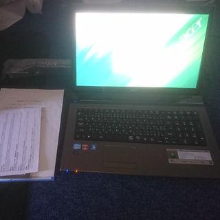 エイサー(Acer)のAspire AS7750 AS7750-A78G(ノートPC)