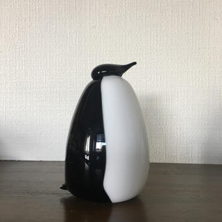 イッタラ(iittala)のa-s☆様専用 期間限定!お値下げ中 イッタラ バード ペンギン Pang(置物)