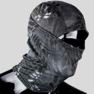 3Way フェイスマスク フリーサイズ 迷彩(ネックウォーマー)
